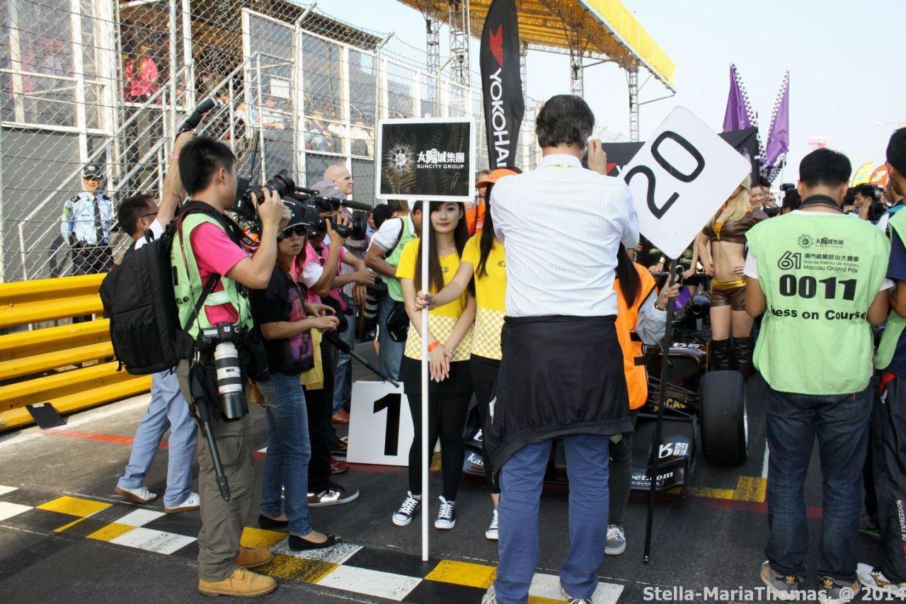 2014 Macau Grand Prix – Grand PrixGrid