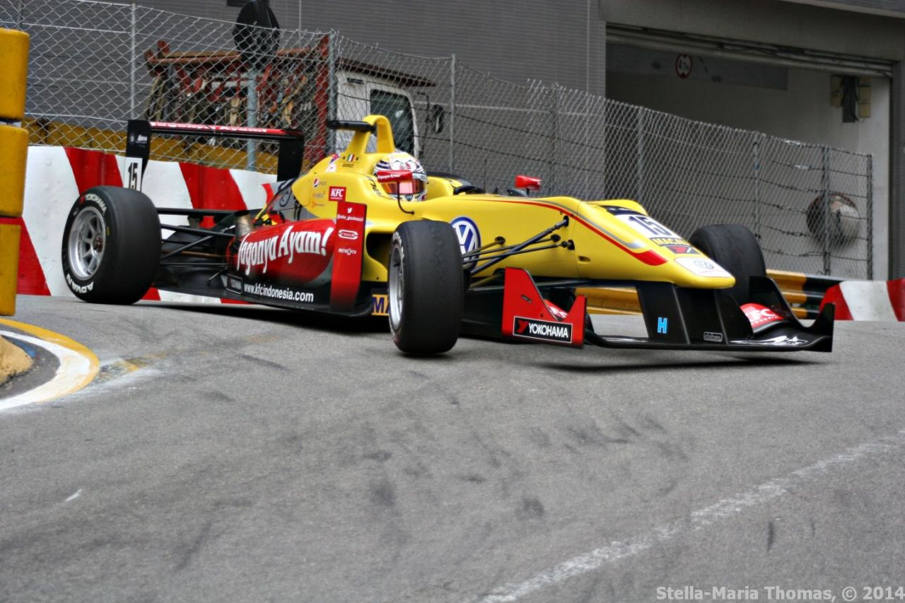 2014 Macau Grand Prix, First Qualifying Report and Results