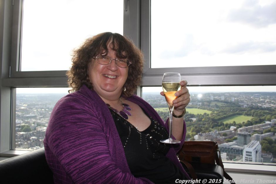 BT TOWER 50TH BIRTHDAY, JANICE 007