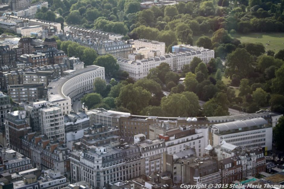 BT TOWER 50TH BIRTHDAY, VIEW FROM THE TOP 014