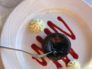 DINNER CRUISE, HELSINKI, CHOCOLATE FONDANT 037