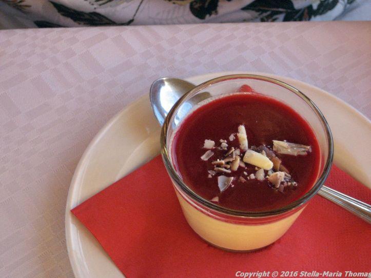 DINNER CRUISE, HELSINKI, SEA BUCKTHORN PANNACOTTA 036