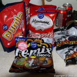GOODIES AND SOUVENIRS FROM FINLAND AND BELGIUM 010