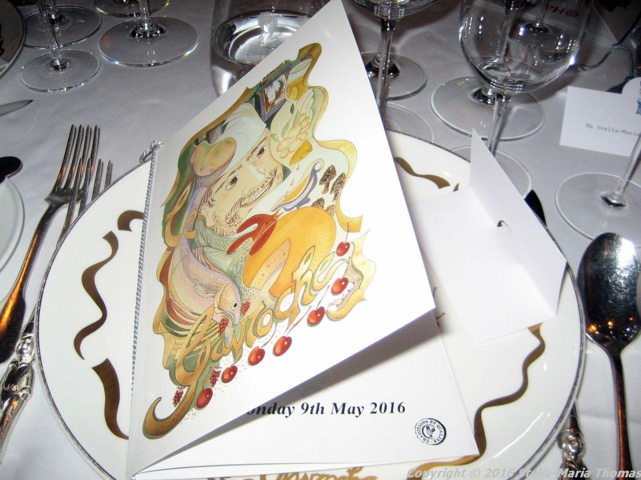Food 2016 – Le Gavroche,London