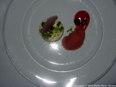 LE GAVROCHE, STRAWBERRY AND PISTACHIO 009