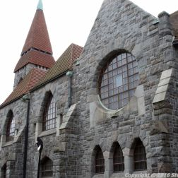 TAMPERE CATHEDRAL 002