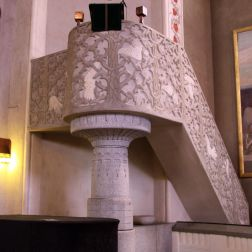 TAMPERE CATHEDRAL 011