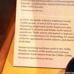 WORKERS' MUSEUM, TAMPERE 004