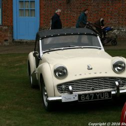 CARS IN THE CLAYDONS 2016 126