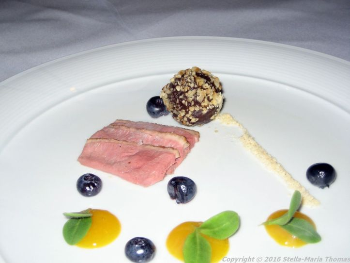 MURRAYS, SMOKED DUCK, PASSIONFRUIT, FOIE GRAS IN CHOCOLATE 007