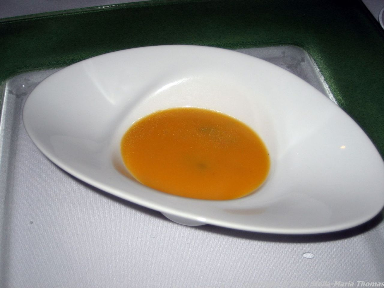 MURRAYS, SWEET POTATO SOUP WITH CUMIN SOIL 006