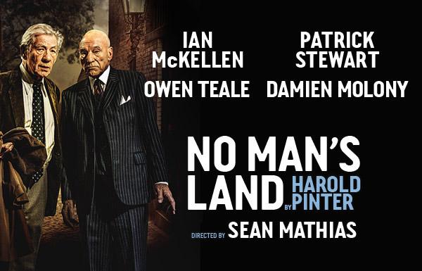 Theatre 2016 – No Man's Land,London