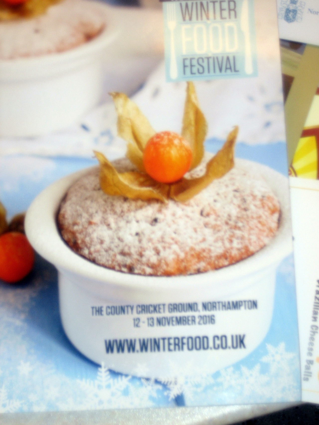 Food 2016 – Winter Food Festival, Northampton