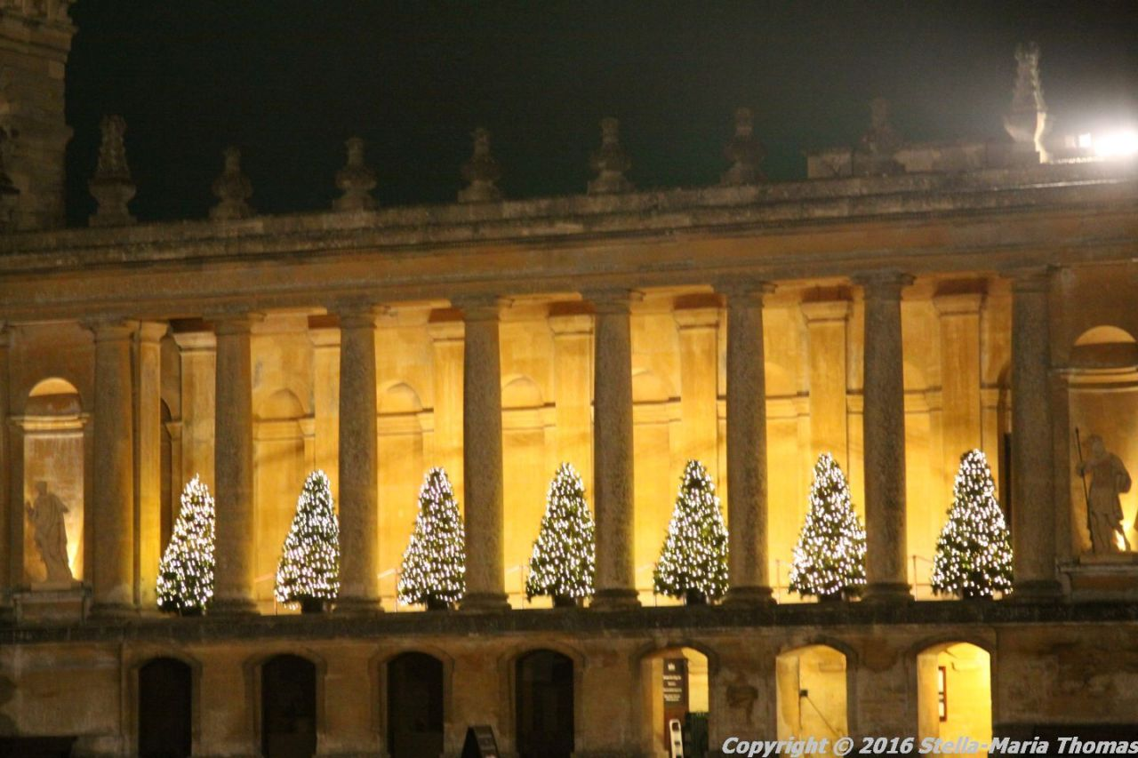 Events 2016 – Christmas at Blenheim, Blenheim Palace,Woodstock