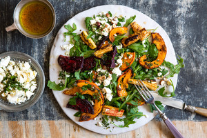 Food Box Chermoula Roasted Vegetables