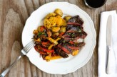 Food Box Garlic and Oregano Steaks