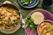 Food Box Healthy Goan Fish Curry