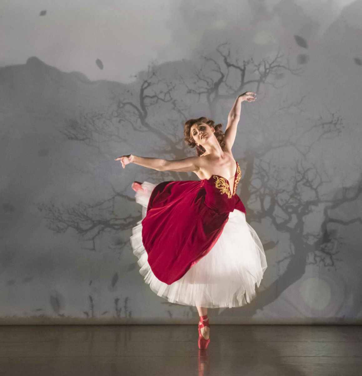 Theatre 2016 – The Red Shoes, Sadler's Wells,London