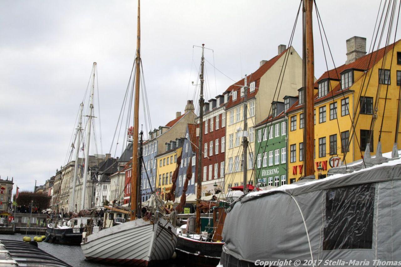 Travel 2017 – Copenhagen, Weekend 1, Day1