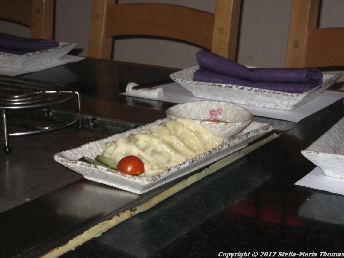 SAKURA, CHICKEN GYOZA 004