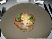 ROUX AT PARLIAMENT SQUARE, RIESLING WINE DINNER, SEARED TUNA, SOY, SESAME, KOHLRABI 002
