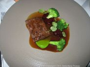 ROUX AT PARLIAMENT SQUARE, RIESLING WINE DINNER, VENISON, BEETROOT, LANDCRESS 007