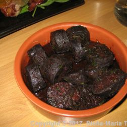LA NUOVO, BLACK PUDDING 007