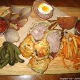 THE NARROW BOAT, SHARING PLATTER 002