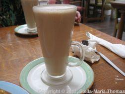 THE VENUE CAFE, LATTE 002