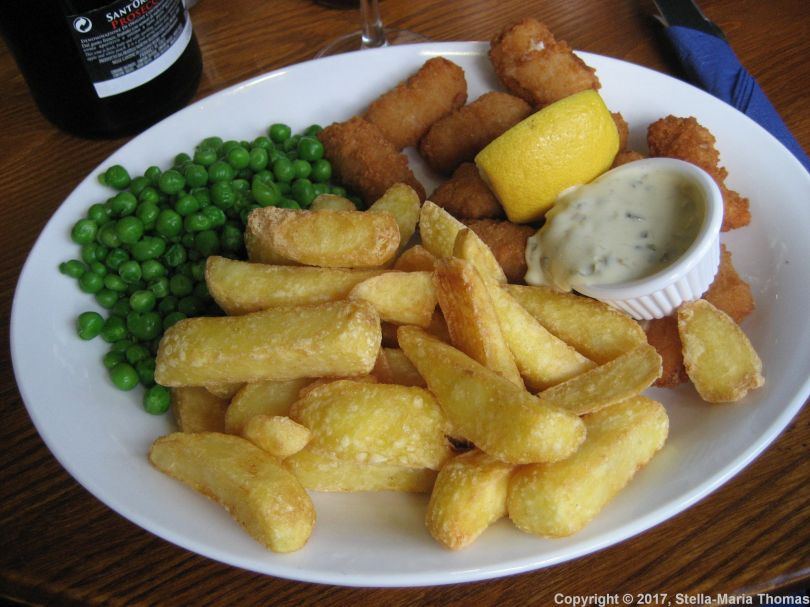 THE WHITE HORSE, SCAMPI 002