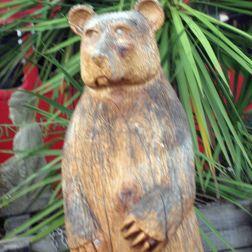 CRAZY BEAR, STADHAMPTON 002