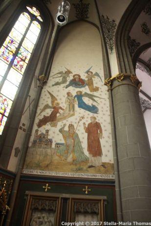 AHRWEILER SAINT LAWRENCE'S CHURCH 023