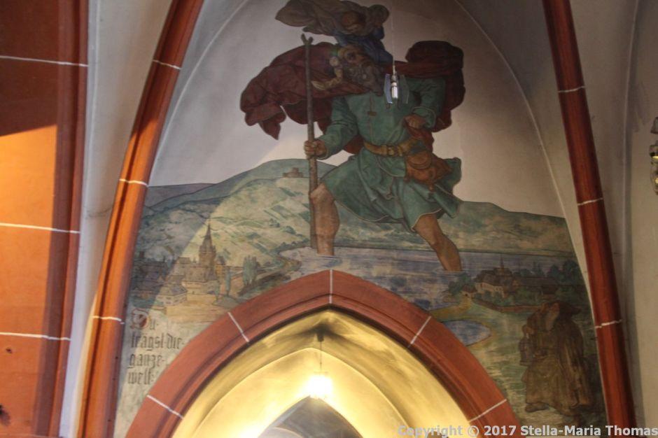 BERNKASTEL-KUES SAINT MICHAEL'S CHURCH 005
