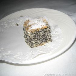 BRASSERIE - POPPY SEED CAKE 011