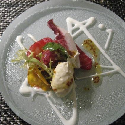 mere-beetroot-cured-salmon-manuka-soda-bread-horseradish-cream-004_36770498580_o