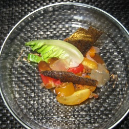 mere-tomato-smoked-bacon-pickled-shallot-tomato-jelly-marmite-emulsion-003_36770500860_o