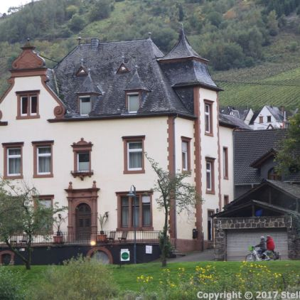 TRABEN-TRARBACH TO ZELL BOAT TRIP 021