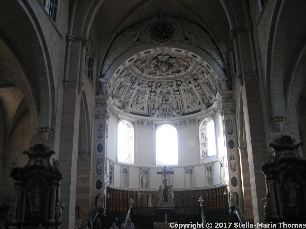 TRIER CATHEDRAL 021