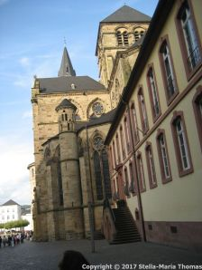 TRIER CHURCH OF OUR LADY 001
