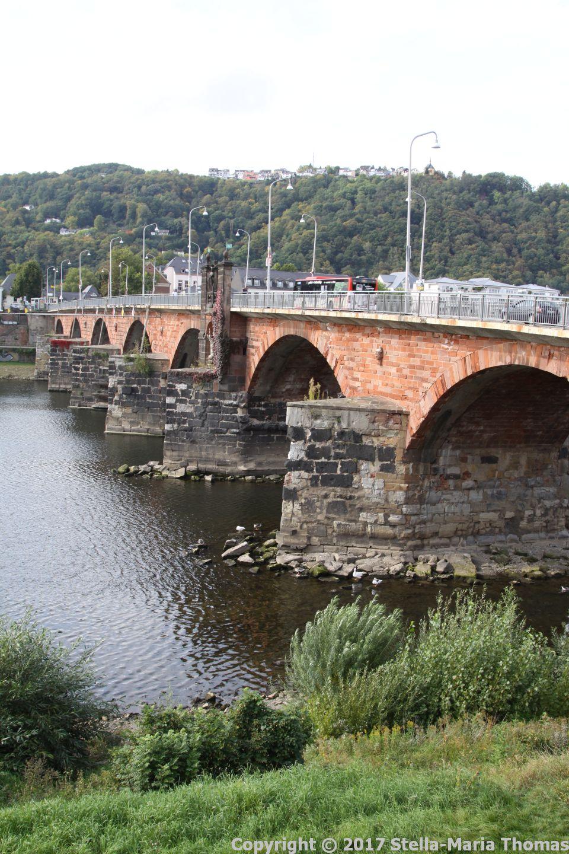 TRIER ROMAN BRIDGE 005