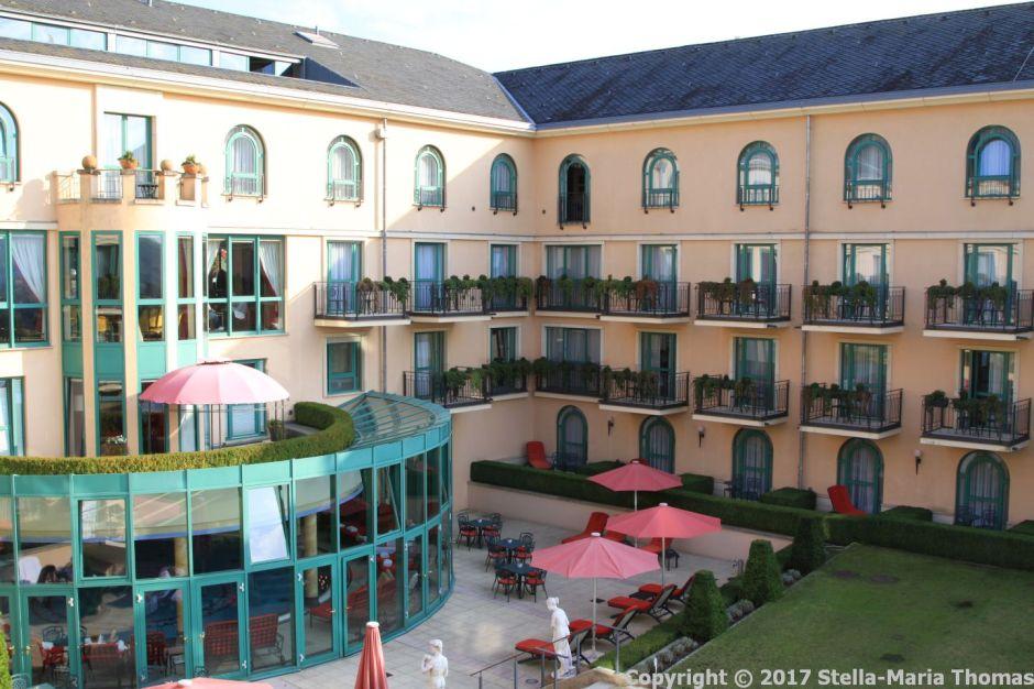 VICTOR'S RESIDENCE-HOTEL SCHLOSS BERG 007