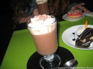 ARKADY CAFE, HOT CHOCOLATE 002