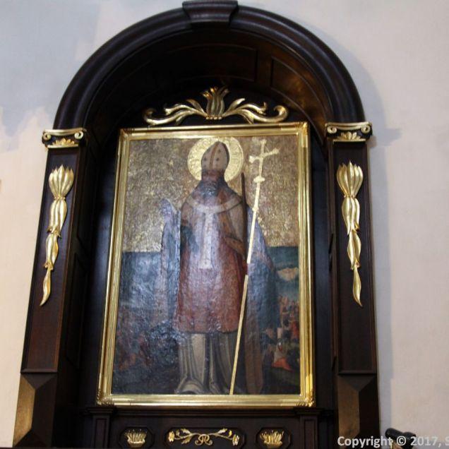 KRAKOW, FRANCISCAN CHURCH 008