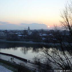 KRAKOW, RIVER VISTULA 004
