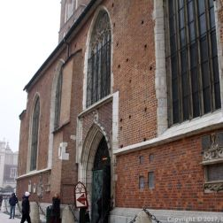 KRAKOW, ST. MARY'S CHURCH 002