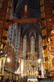 KRAKOW, ST. MARY'S CHURCH 008