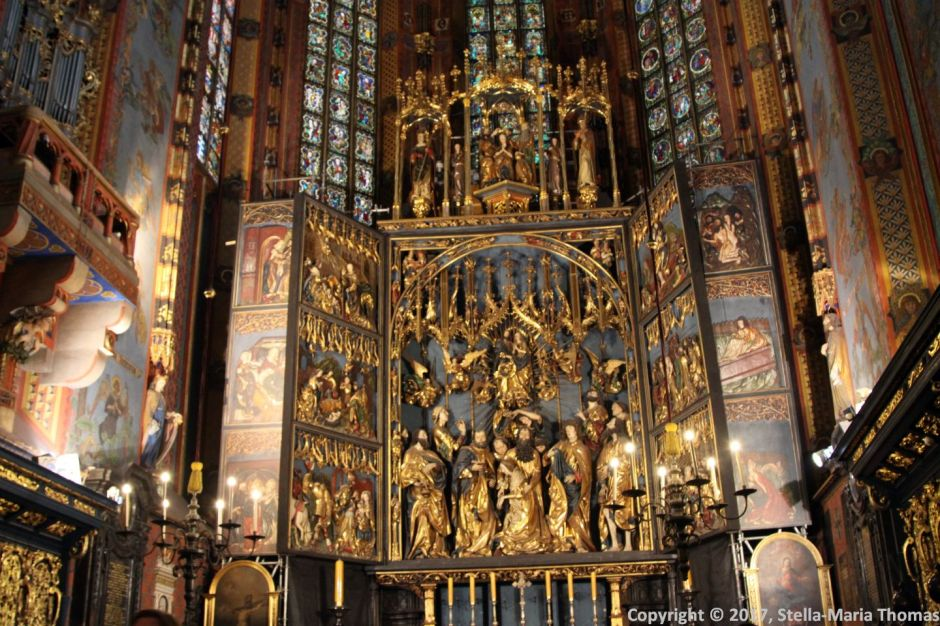 KRAKOW, ST. MARY'S CHURCH 013