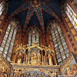 KRAKOW, ST. MARY'S CHURCH 020