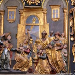 KRAKOW, ST. MARY'S CHURCH 021