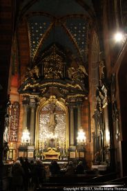 KRAKOW, ST. MARY'S CHURCH 040